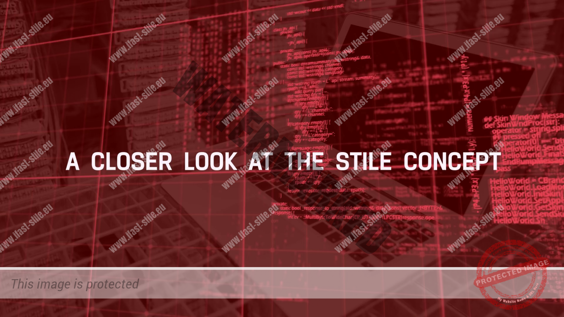 A CLOSER LOOK AT THE STILE CONCEPT